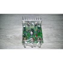 Amplificador De Audio 30w+30w Tda2030 12vdc