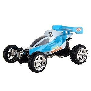 Juguete Carro C Kart R 2009 2 Mini Buggy Silverlit Azul 1 221 14