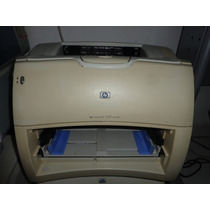 Impressora Hp Laserjet 1200, Funcionando, Usada
