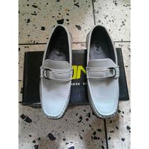 Zapatos Tipo Mocasines Color Gris 40