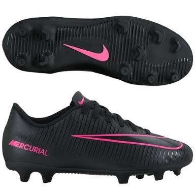 Nike Mercurial Vortex Iii Fg Numero 22.5 Mx -   650.00 en Mercado Libre c23ce9be791dc