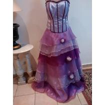 Le Tissu Vestido De 15 Años (desfile Alta Costura)