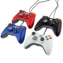 Control Gamepad Xbox 360 Pc Alambrico Colores Envio Gratis