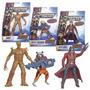 Pack 3 Figuras De Acción Guardianes De La Galaxia Hasbro<br><strong class='ch-price reputation-tooltip-price'>$ 10.500</strong>