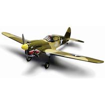 Kyosho Avion Curtiss P40 Warhawk Arf R/c Nitro (solo Avion)