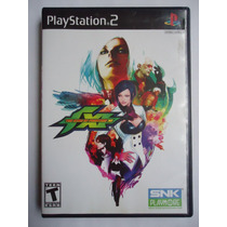 The King Of Fighters 6 Para Playstation 2 Ps2 Completo Pelea