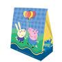 Caixa Surpresa De Aniversário Festa George Pig - 8unid