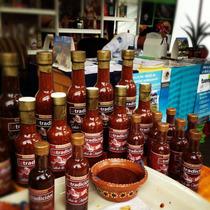 Salsas Caseras Oaxaqueñas De Chapulin, Y Gusano De Maguey