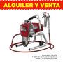 Equipo Máquina Pintar Titan 460e, Venta, Alquiler Virax