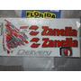 Kit Calcos Zanella Delivery/cargo 70c Mod.97/2008 Walls Bike