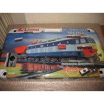 Tren Il Treno Merci Lima Ho