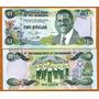 Bahamas Billete De 1 Dólar Año 2001 Sin Circular