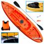 Kayak Sit On Top Honu 1 Persona Caja Portaequipaje - Initio