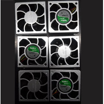 Cooler 6x6 Nidec Ta225dc Rolamento 4 Fios Fan 60x60x38 Mm