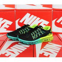 Tenis Nike Air Max 2015 Unissex Bolha Ar Airmax Colorido