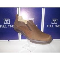 Zapatos De Caballeros Full Time 100% Piel
