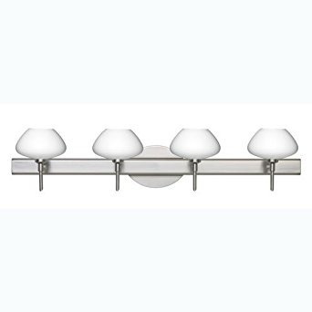 Besa lighting 4sw 541007 sn 4x40w g9 peri wall sconce with o besa lighting 4sw 541007 sn 4x40w g9 peri wall sconce with o 1574408 en mercado libre aloadofball Images