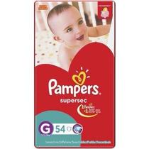 Pañales Pampers Babysan Grande