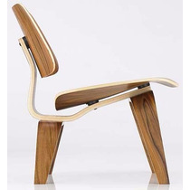 Poltrona Charles Eames Lcw