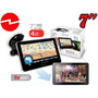 Gps 7 Actualizado + Tv, Varios Mapas, Video Musica, Sd Auto