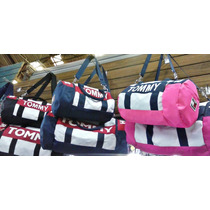 Bolsa Grande+mini Tommy Hilfiger 2 Peças (promoção)
