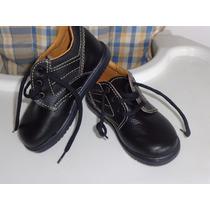 Zapatos Colegiales Para Niño