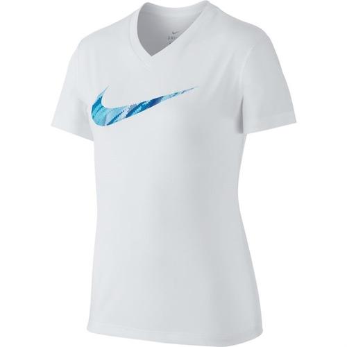 97effbae0e Camiseta Infantil Nike Dry Wilder Swoosh 889282 Original - R  89