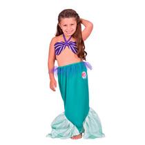 Disfraz La Sirenita Ariel Disney New Toys