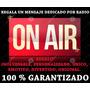 Regalo Original Inolvidable Unico Mensaje Dedicado X Radio