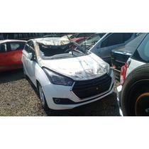 Sucata Hyundai Hb20 2016 1.0 3cc Rs Peças