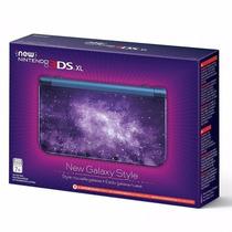 Nintendo New 3ds Xl New Galaxy Style Novo Lacrado