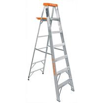 10469 Escalera De Tijera, Aluminio, Tipo Ll, 8 Esc