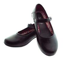 Bellisimos Zapatos Niña Colegiales T34