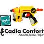 Pistola Arma Nerf Nite Finder Ex-3 Con Laser Y Dardos