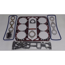 Jogo Juntas Superior Cabeçote Blazer S10 V6 4.3 Vortec S/ret