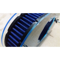 Filtro Ar Esport.base Oval Vw Ap Gol Carbur. 2e 3e + Respiro