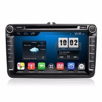 Estereo Pantalla 9 Caska Volkswagen Vw Tiguan Android Gps