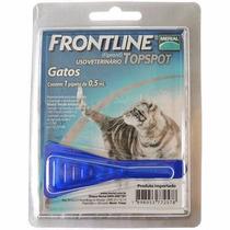 Anti Pulgas E Carrapatos Frontline Top Spot Para Gatos