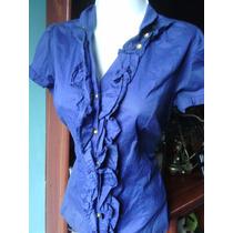 Camisas De Vestir Dama Tallas Grandes Xl, L, M
