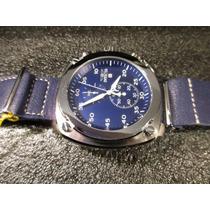 Invicta Watches Mens Aviator Chronograph Leather 19433