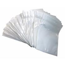 100 Bolsas Célofan Pastico Exhibición Tipo Ziploc 11 X 16