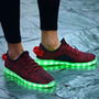 Zapatillas Con Led Temporada 2017, Por Mayor Y Menor