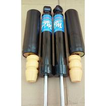 Amortecedores Traseiros De Corsa Wind/hatch/sedam +kit Bat.