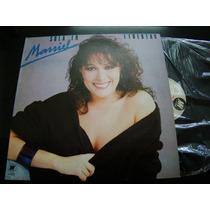 Marissiel Sola En Libertad Promo 1984 Vinilo Lp Argentina