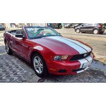 Ford Mustang V6 Conversilvel A Gasolina 2010