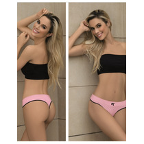 Belen Moda Intima Pack X 3 Coulotte