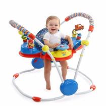 Jumperoo Disney Baby Cars Ready Go Actividades..envio Gratis