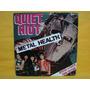 Quiet Riot Metal Healt Tour Edition Vinilo Single Lp Maiden