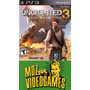 Uncharted 3 - Ps3 - Físico - Mdz Videogames