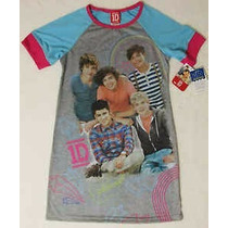 Batas Y Pijamas One Direction Originales Importadas De Usa
